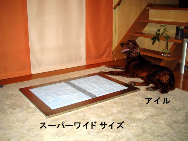 犬 トイレ 大型 レトリーバー専門生活雑貨SHOP「アイアンバロン」